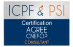 Logo ICPF & PSI Agree CNEFOP Consultant 800